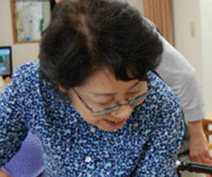 臨床美術士:芥田恵子先生