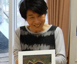 臨床美術士:田中雅子先生